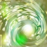 Абстрактные света лета, запачканная картина Стоковая Фотография