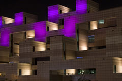 абстрактные света здания Стоковое Изображение RF