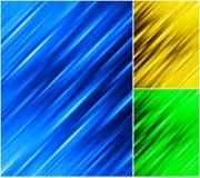 Абстрактные света на движении Стоковые Изображения RF