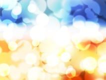 Абстрактные света предпосылки стоковые фото