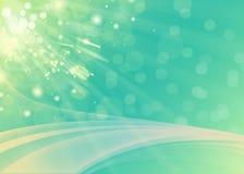 абстрактные света Стоковая Фотография RF