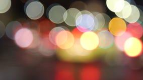 абстрактные света акции видеоматериалы