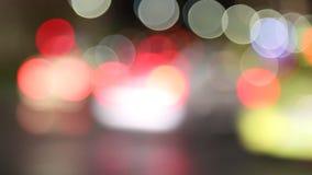 абстрактные света сток-видео