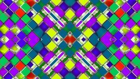 Абстрактные симметрия и цвета бесплатная иллюстрация