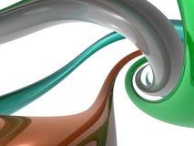 абстрактные соединения Стоковые Фотографии RF