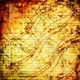 абстрактные сорванные плакаты grunge предпосылки Стоковые Изображения RF