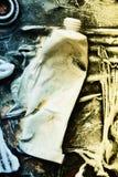 абстрактные творческие способности Стоковые Фотографии RF