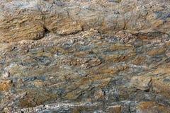 Абстрактные текстура утеса и предпосылка поверхности Выдержанная естественная каменная предпосылка Стоковые Изображения