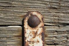 Абстрактные текстуры: Гниющ, слезающ, выдержанная древесина Стоковое Фото