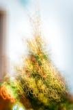 Абстрактные трассировки движений и цветов контраста запачканных светом Стоковое Изображение RF