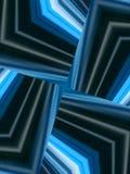 абстрактные углы Стоковое Фото