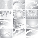 абстрактные установленные предпосылки Стоковые Изображения RF