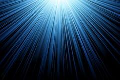 Абстрактные лучи rrainbow Стоковые Изображения