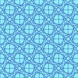 Абстрактные формы и линии безшовная картина иллюстрация штока