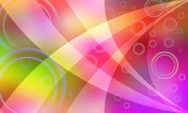 абстрактные формы предпосылки Стоковая Фотография RF