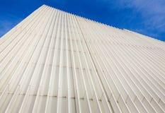 Абстрактные формы современной архитектуры Стоковое Изображение