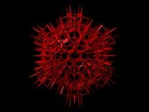Абстрактные формы Стоковое Изображение RF