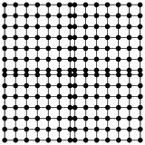 Абстрактные формы isloated на белой предпосылке Стоковая Фотография