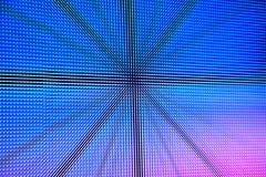 абстрактные цветастые линии Стоковые Фотографии RF