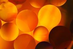 Абстрактные цветастые пузыри стоковые фотографии rf