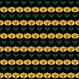 абстрактные цветки предпосылки Стоковые Фотографии RF