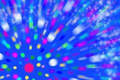 абстрактные цветы предпосылки Стоковое фото RF