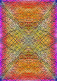 абстрактные цветы иллюстрация вектора