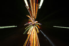 абстрактные цветы Стоковая Фотография