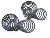 Абстрактные чашки яичка Стоковые Фото