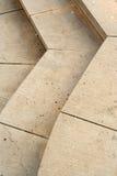 абстрактные шаги Стоковое Фото