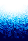 абстрактные шестиугольники предпосылки Стоковое Изображение RF