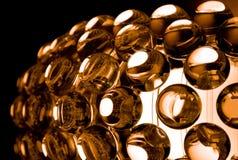 абстрактные элементы конструкции предпосылки стеклянные Стоковое Изображение RF