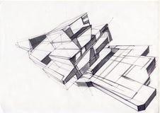 абстрактные элементы Стоковая Фотография RF