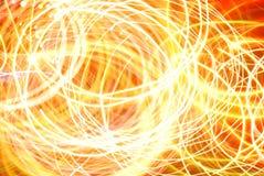 Абстрактные cyrcles светлых обоев Стоковые Изображения