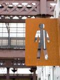 абстрактные gents Стоковая Фотография RF