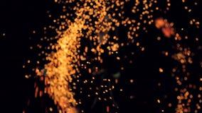 Абстрактные sparkles предпосылки сток-видео