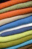 абстрактные woollens Стоковая Фотография RF