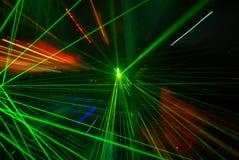 Абстрактный лазерный луч стоковые фотографии rf
