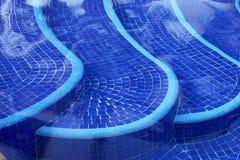 абстрактный бассеин Стоковая Фотография RF