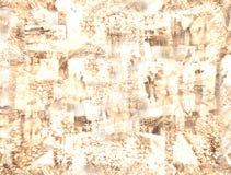 абстрактный беж предпосылки Стоковая Фотография