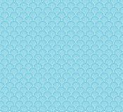 Абстрактный безшовный дизайн картины круга Стоковая Фотография RF