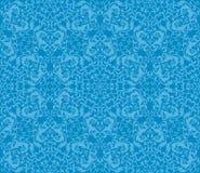 Абстрактный безшовный цветочный узор Стоковое Изображение