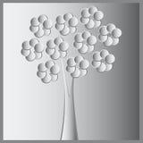 абстрактный вал весны Стоковое Изображение RF
