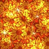 абстрактный вектор знамени также вектор иллюстрации притяжки corel Стоковая Фотография
