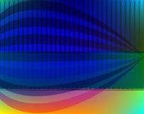 абстрактный вектор знамен Стоковое Фото