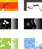 абстрактный вектор иллюстрации Стоковые Изображения
