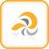 абстрактный вектор интернета иконы Стоковые Фотографии RF