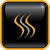 абстрактный вектор интернета иконы Стоковое фото RF