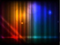 абстрактный вектор карточки Стоковые Изображения