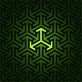 абстрактный вектор конструкции предпосылки Стоковое Изображение RF